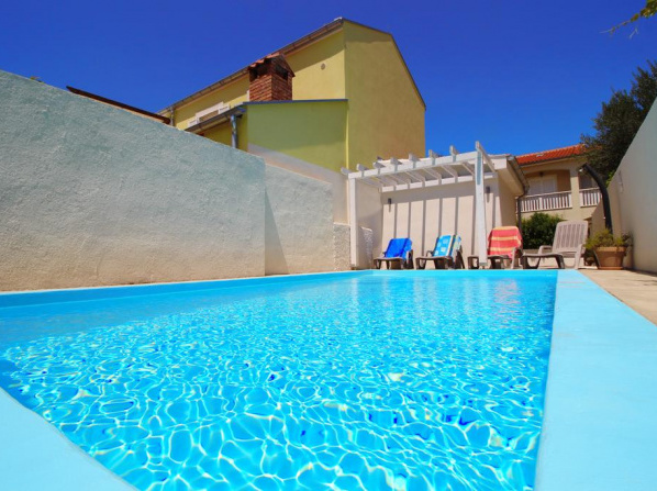 Luxury Villa Claudia with Pool